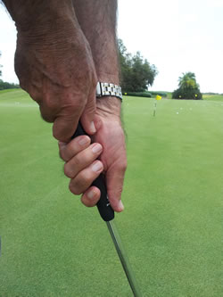 Left Hand Low Putters On Tour