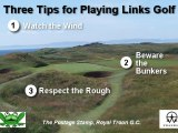 Three Tips for Playing Links Golf