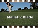 Understanding Mallet vs BladePutters