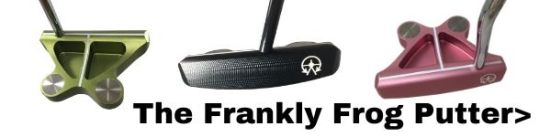 The Frankly Frog Putter